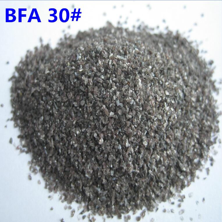 Tilting Furnace Barmac Brown Aluminum Oxide