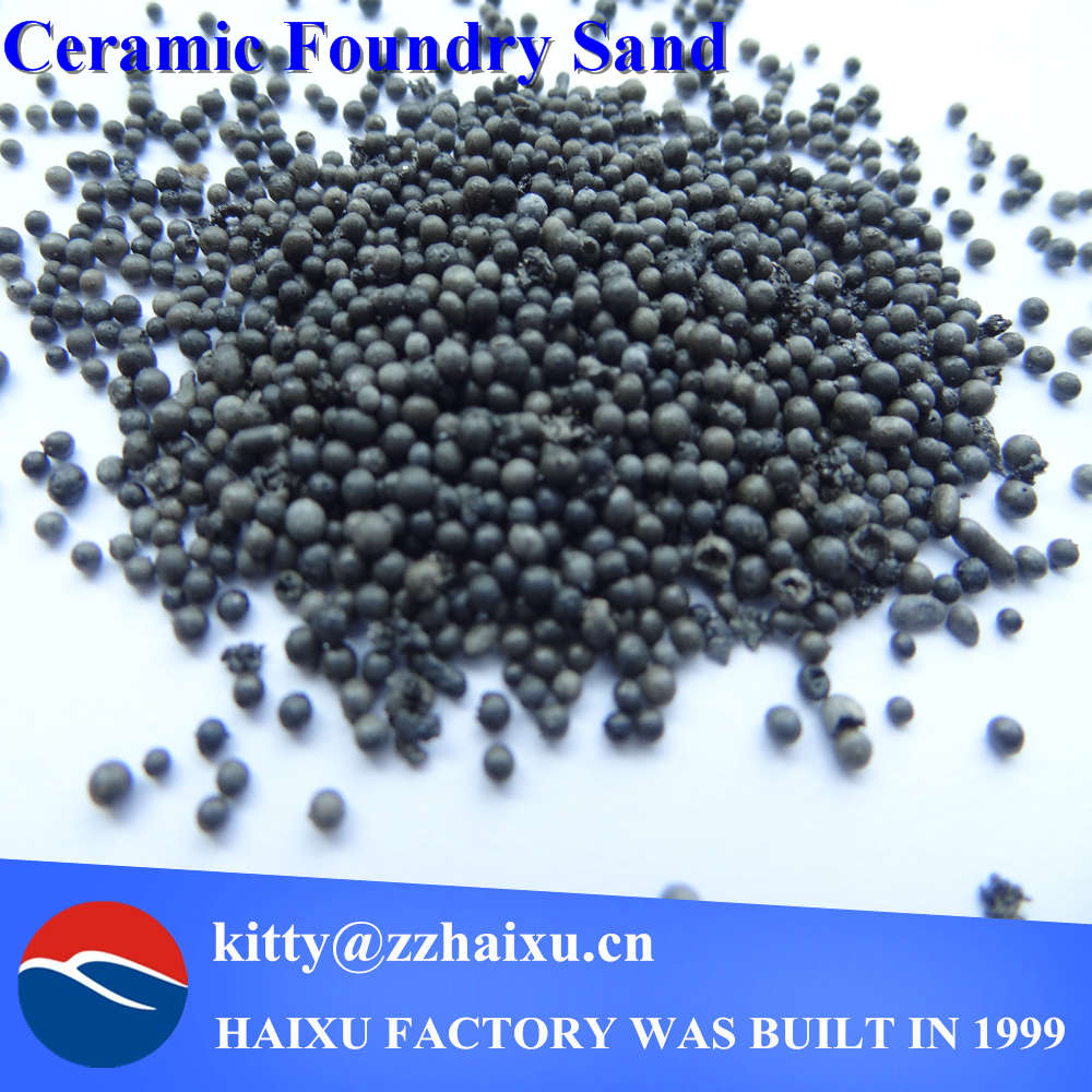 2050 High refractoriness ceramic foundry sand